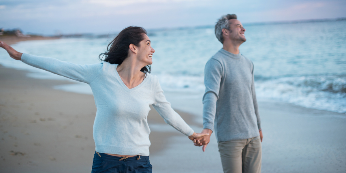 Happy - Couple - Middle Age