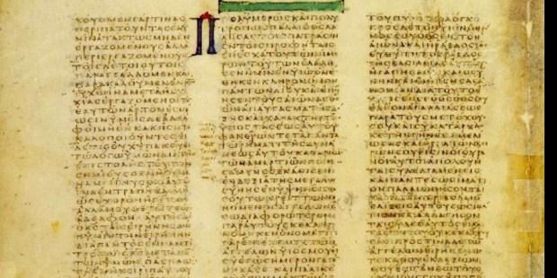 Codex Vaticanus