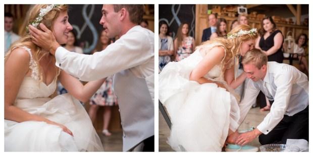 STACEY SUMEREAU, WEDDING
