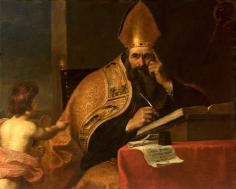 Le bufale su Sant'Agostino d'Ippona