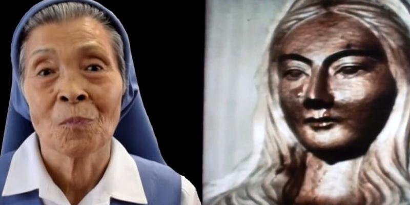 Irmã Agnes, Akita