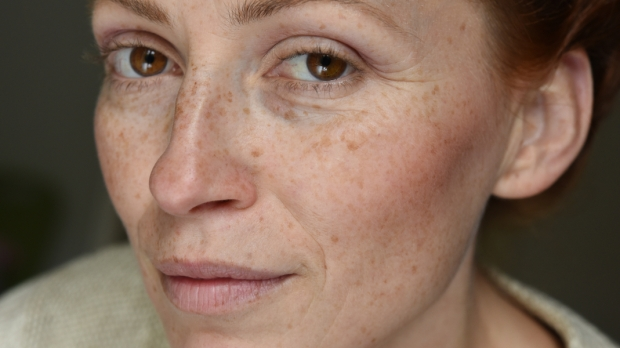WOMAN, FACE, PURE