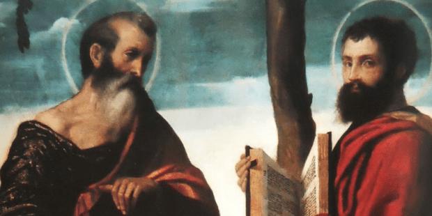 São Judas Tadeu e São Simão o Cananeu