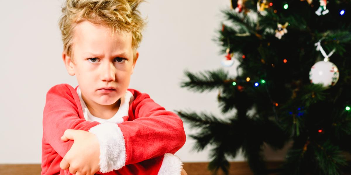 BOY, SAD, CHRISTMAS