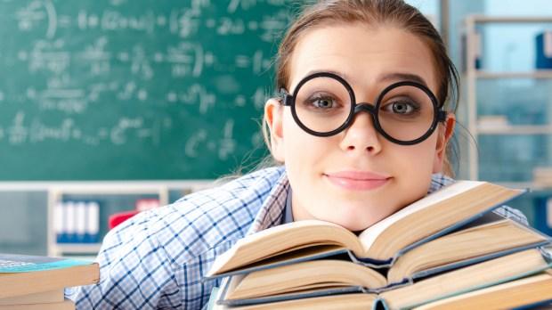 GIRL, SCHOOL, BOOKS