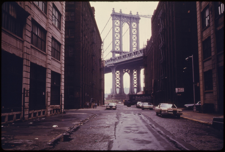 BROOKLYN BRIDGE,NEW YORK CITY
