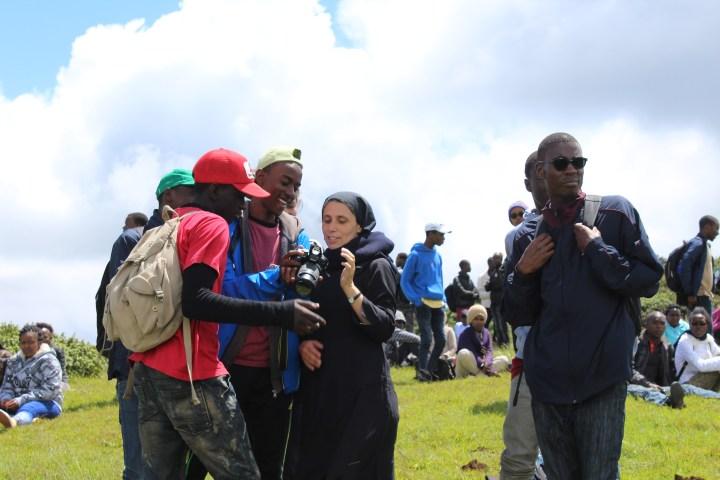 RONDELLI, MISSIONE, NAIROBI