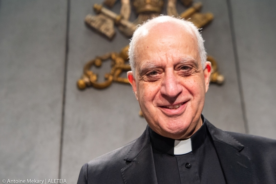 Vatican Press Conference