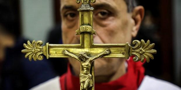 PALENSTINIAN CHRISTIANS