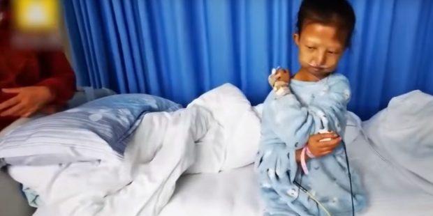WU HUYAN, CHINA, MALNUTRITION