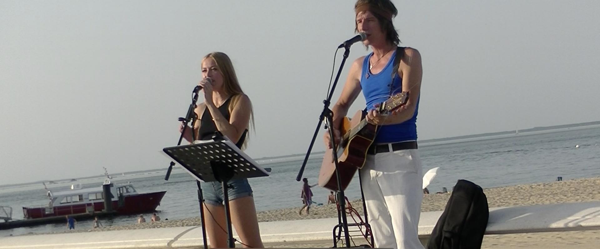 Yann et Pauline Destael