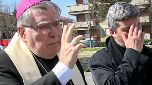Bishop Riccardo Fontana
