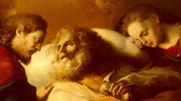 DEATH OF SAINT JOSEPH