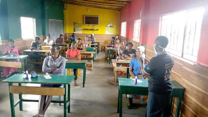 BAULENI ZAMBIA NO PROFIT