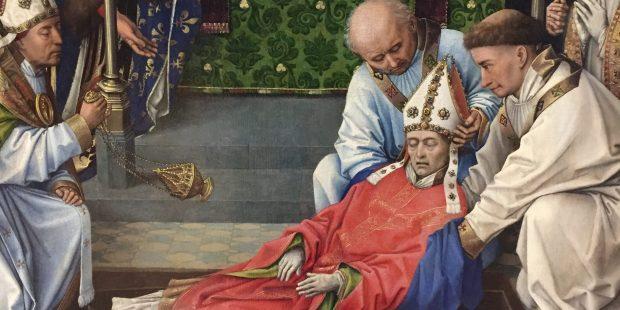 Rogier van der Weyden; Saint Hubert