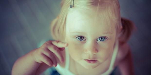 LITTLE GIRL,