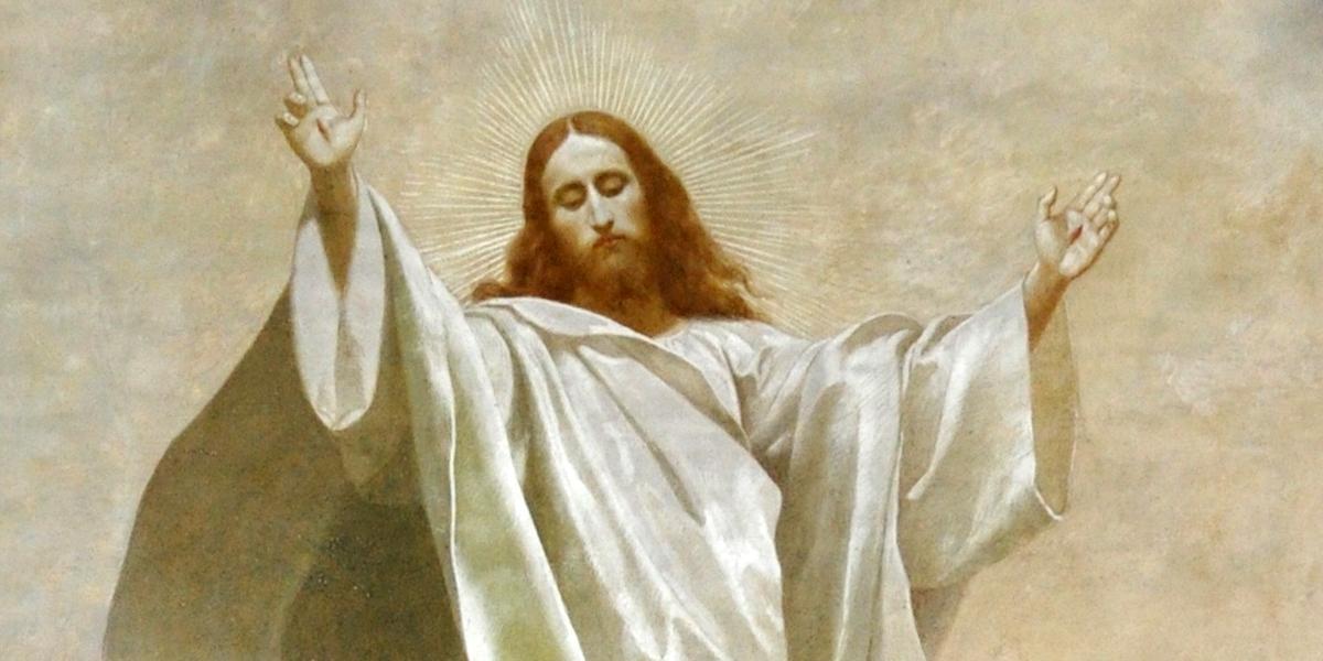 Jesus' ascension