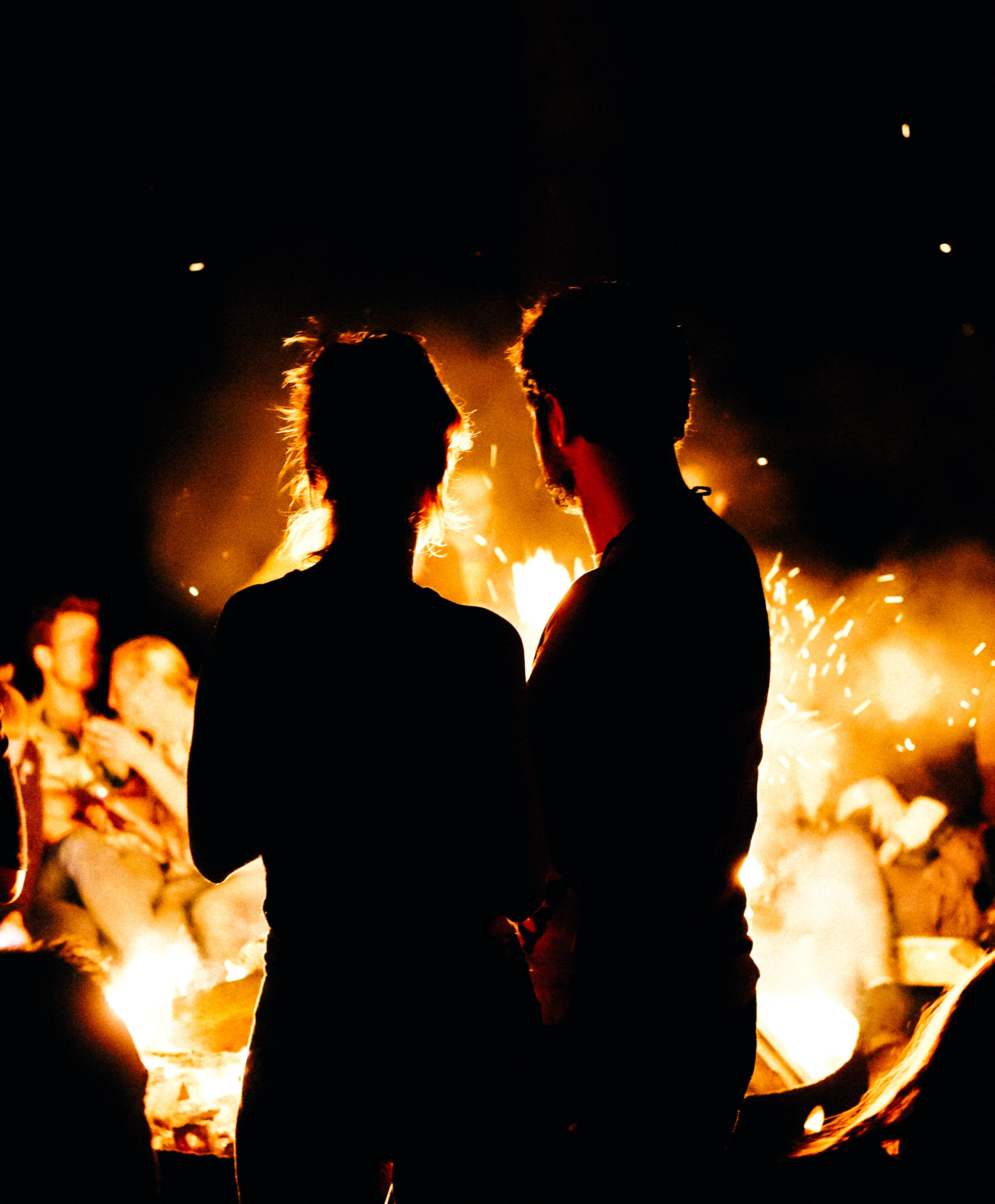 FIRE COUPLE