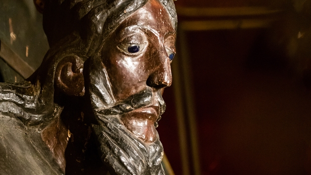holy face of lucca