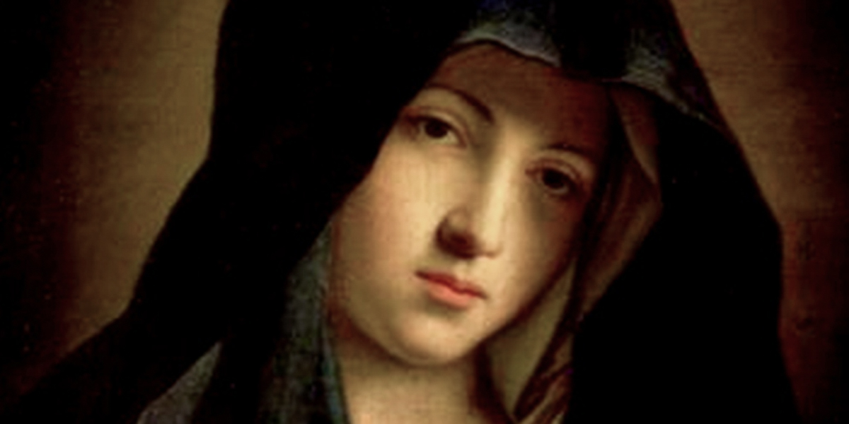 MADONNA IN SORROW