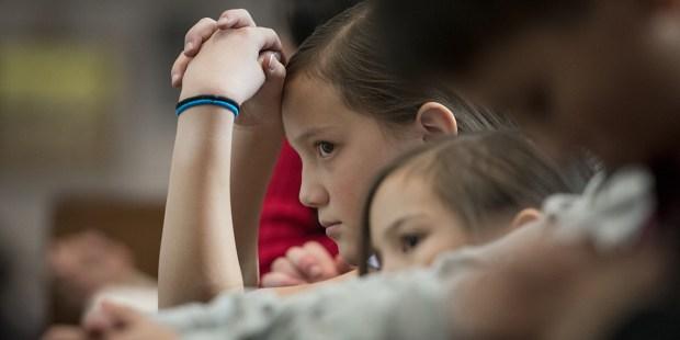 (FOTOGALLERY) Le perle dei bambini sulla fede