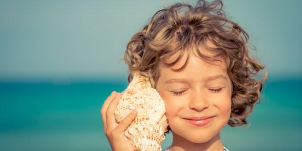 Listen, Girl, Sea shell