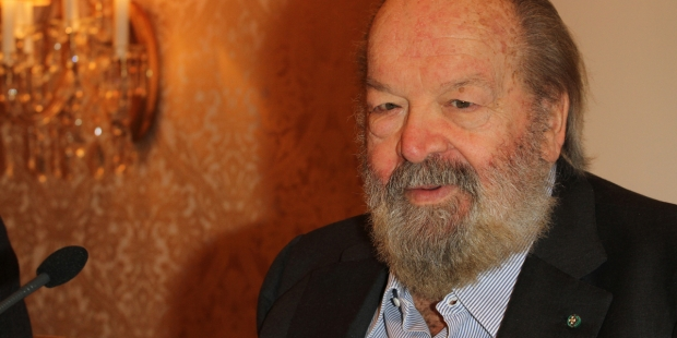BUD SPENCER, ACTOR