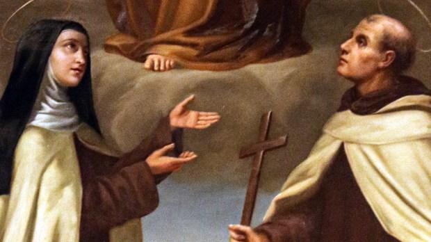 Teresa of Avila and John of the Cross