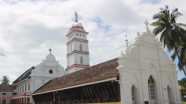 ST Thomas Shrine;INDIA;PALAYUR