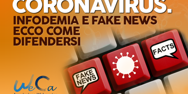 WECA TUTORIAL FAKE NEWS