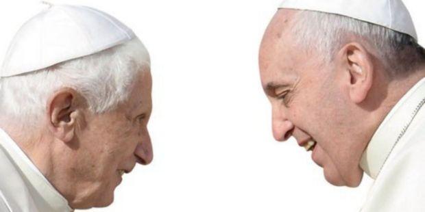 WEB2-POPE FRANCIS-BENEDICTUS XVI-RIZZOLI
