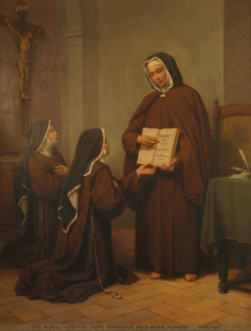 Beata Maria Lorenza Longo