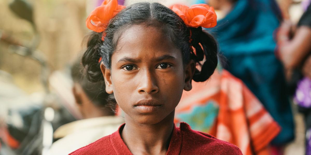 INDIAN GIRL,