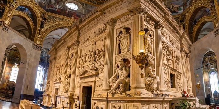 Holy House of Mary, Loreto