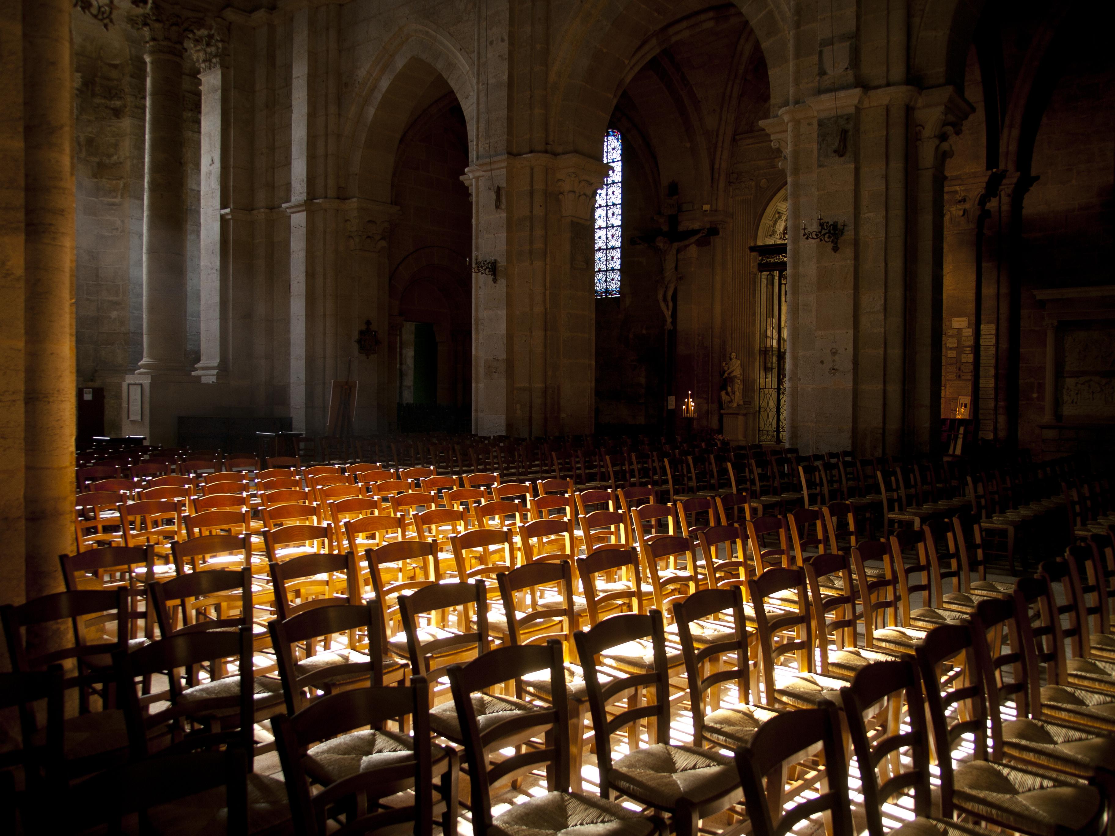 église vide