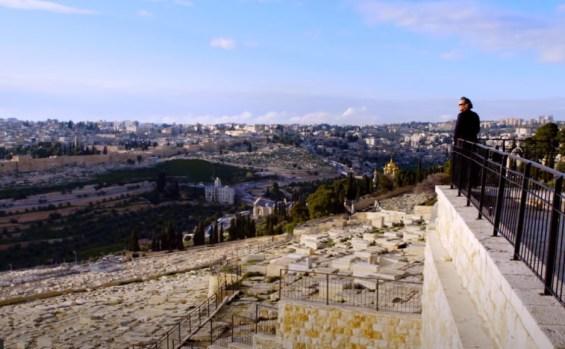 KEVIN SORBO, JERUSALEM