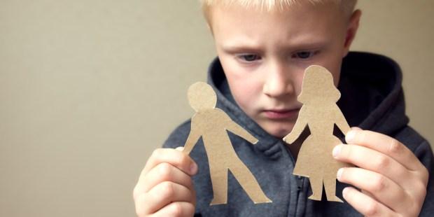KIDS, DIVORCE, PARENTS
