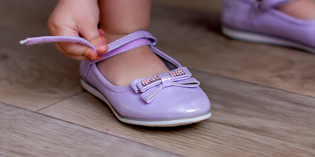 PINK, SHOES, GIRL
