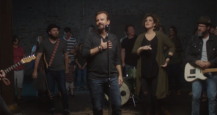 CASTING CROWNS MUSIC VIDEO NOBODY