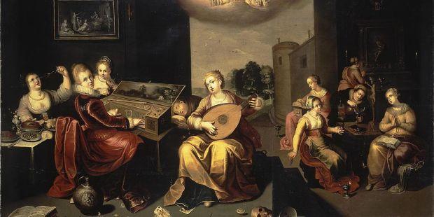 Parábola das 10 Virgens