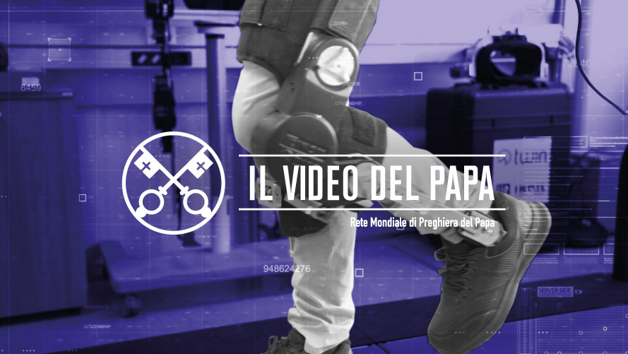 VIDEO DEL PAPA INTELLIGENZA ARTIFICIALE