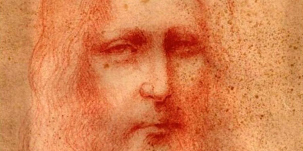LEONARDO DA VINCI JESUS