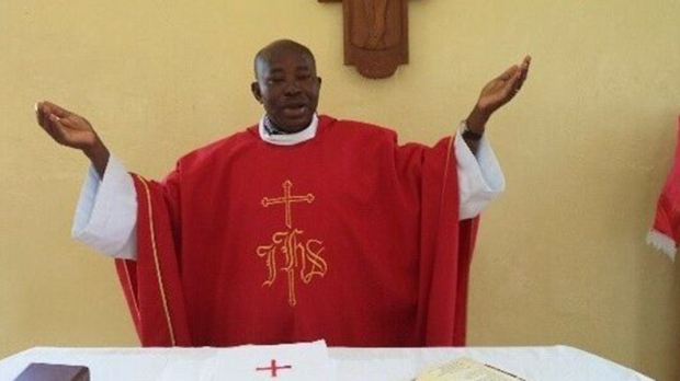 congo mass