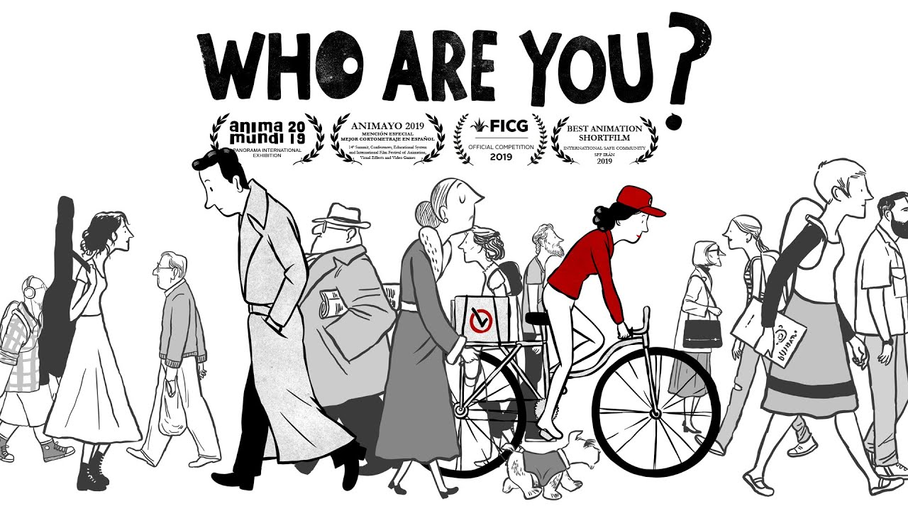 WHO ARE YOU SHORT FILM