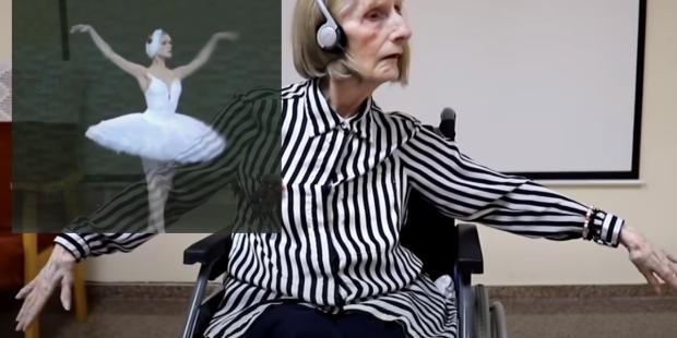 ballerina alzheimer