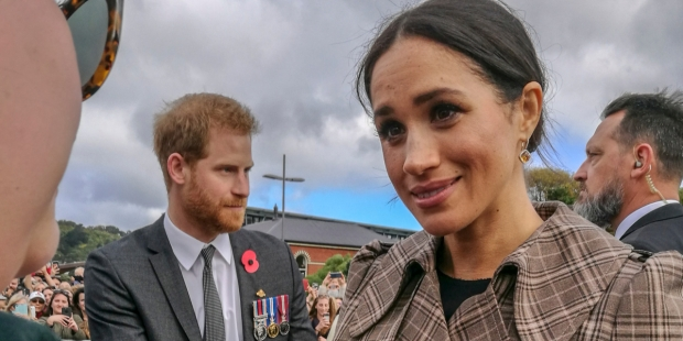 MEGHAN MARKLE, HARRY