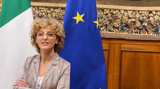 FILOMENA MAGGINO GOVERNO BENESSERE ITALIA