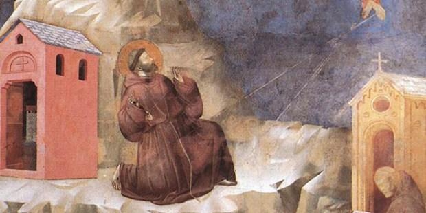 st. francis stigmatization