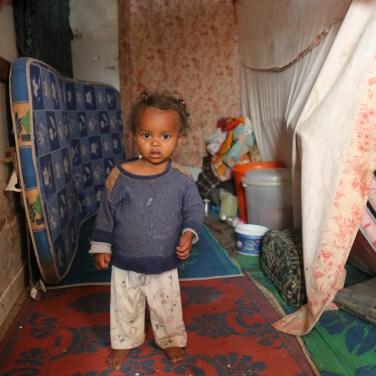 CHILD, YEMEN, WAR