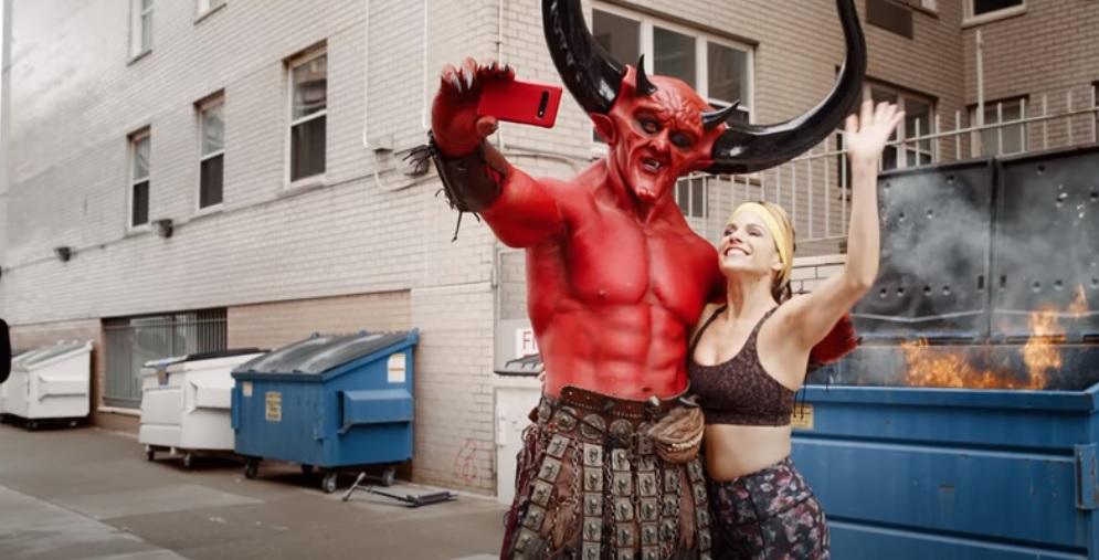 DEVIL, 2020, ADVERTISING